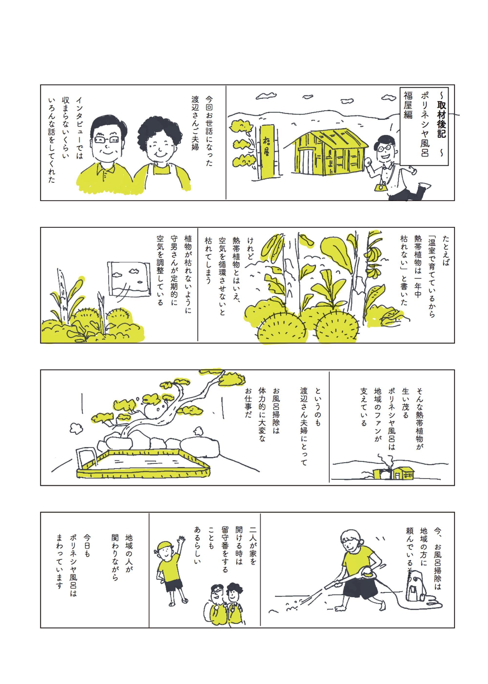 ポリネシヤ風呂福屋 copy