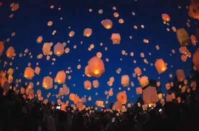 10月6日(土)はスカイランタン ナイト! 〜発起人の吉澤さんに開催への思いを聞きました〜