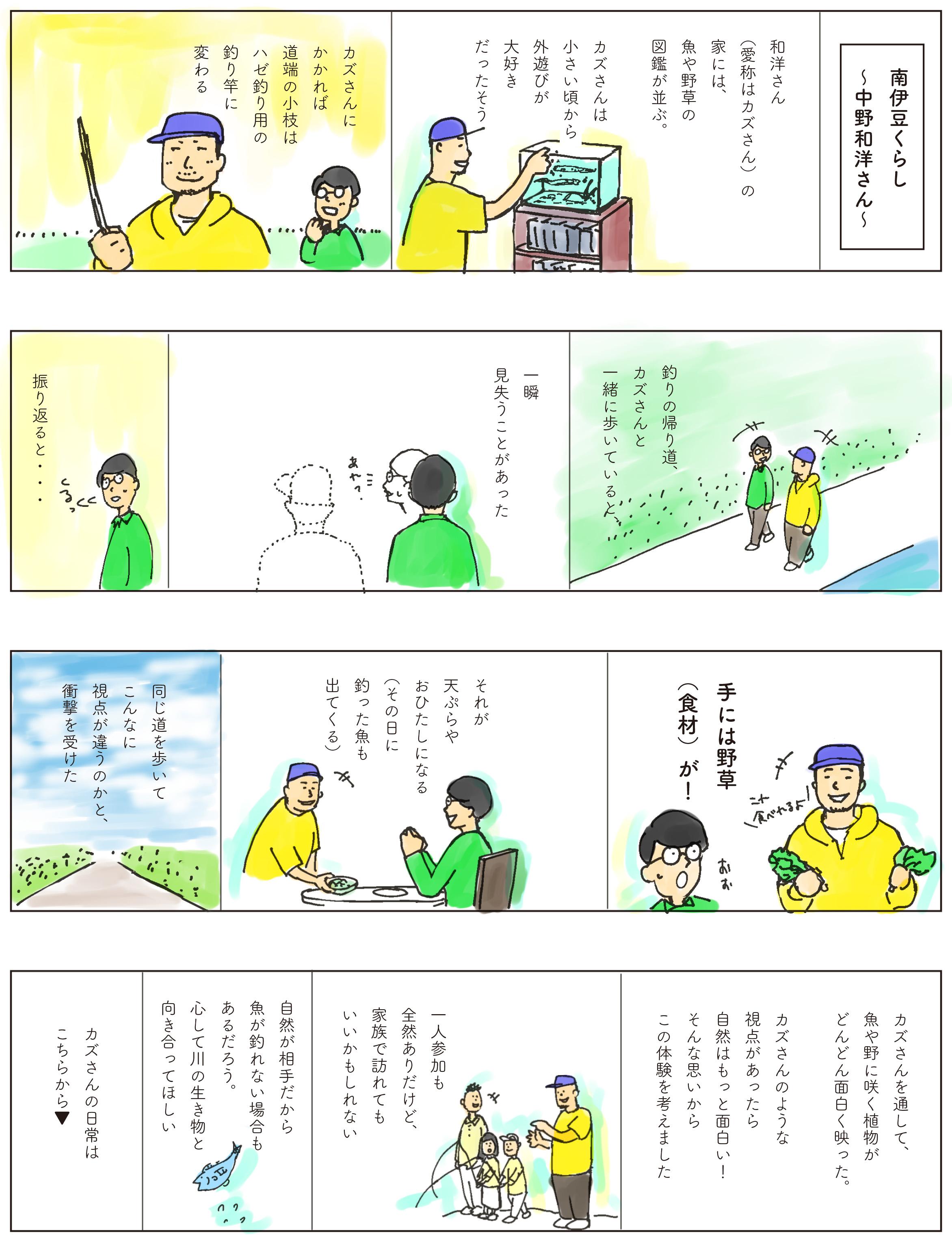 南伊豆新聞_川遊び