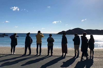 【南伊豆くらし図鑑レポート】 一対一の暮らし体験プログラムは団体旅行でも楽しめます