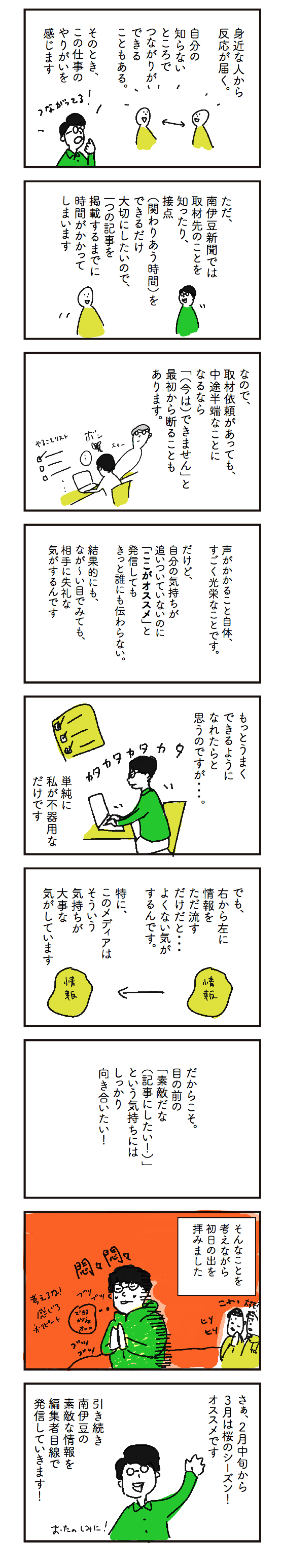 南伊豆漫画3-2