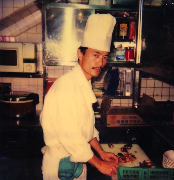 20代の頃のお写真。か、かっこいい!!!