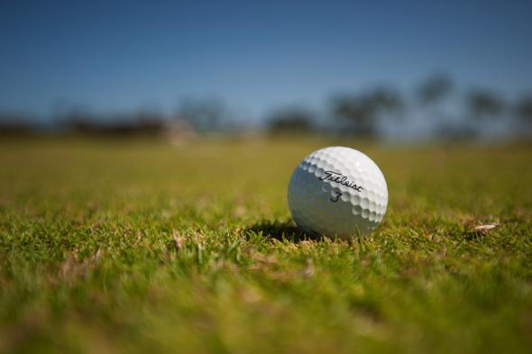 土屋さんの趣味は今もゴルフ。池袋で働いていた時に先輩から教えてもらったそう。スコアは調子のいい時で80~90。