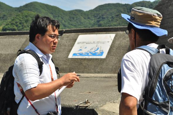 いつも「どこで休んでいるだろう?」というくらい、カメラ片手に伊豆南エリアを駆け回っている勝田さん